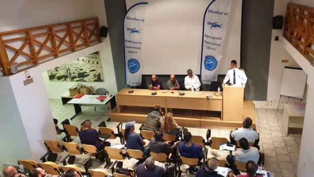 Παγκρήτια Συγκέντρωση των μελών του Πανελλήνιου Συνδέσμου Εκμισθωτών Θαλασσίων Μέσων Αναψυχής