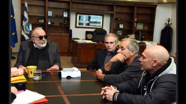Συνάντηση ΥΝΑΝΠ με Πανελλήνιο Σύνδεσμο Εκμισθωτών Θαλασσίων Μέσων Αναψυχής